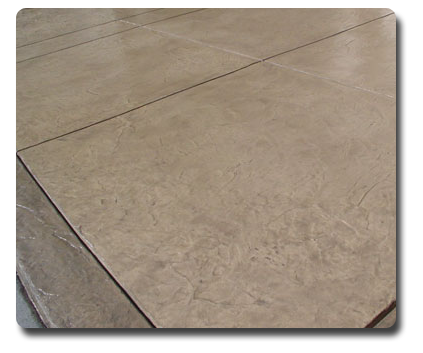 Fair Oaks, Stamped Concrete